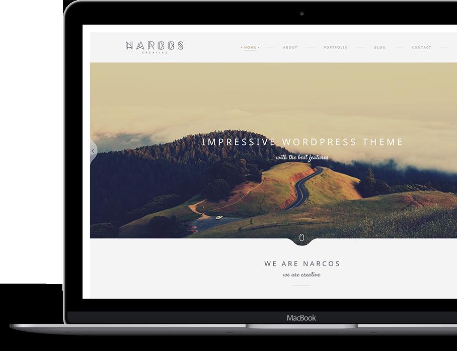 macbook half - Creative Layout