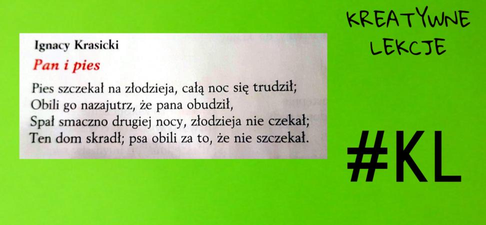 Kopia Kopia Kopia Kopia RECENZJA13 972x450 - Bajki w ujęciu literackim. Klasa 5. Bajki Ignacego Krasickiego FILM