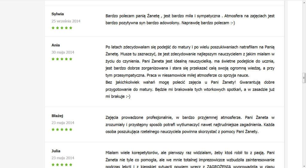 Obrazek6 1024x564 - Nauczycielka języka polskiego - o mnie w tej roli