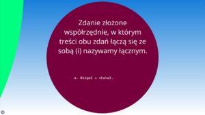 lekcje polskiego26 300x169 - Powtórka z gramatyki języka polskiego w klasie 5 szkoły podstawowej FILM