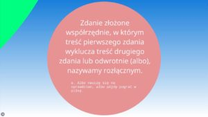 lekcje polskiego27 300x169 - Powtórka z gramatyki języka polskiego w klasie 5 szkoły podstawowej FILM