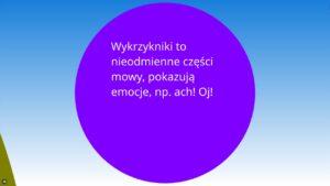 lekcje polskiego8 2 300x169 - Powtórka z gramatyki języka polskiego w klasie 5 szkoły podstawowej FILM