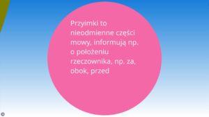 lekcje polskiego9 2 300x169 - Powtórka z gramatyki języka polskiego w klasie 5 szkoły podstawowej FILM